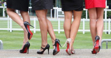 6 Cm'den Yüksek Topuklu Ayakkabı Giyerken Dikkat!