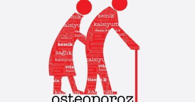 Kemiklerin sessiz hırsızı osteoporoza karşı önleminizi alın