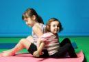 Çocuğunuzun yaşına uygun spor seçin